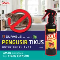 X-MOS Pengusir Tikus Rat Repellent Anti Tikus Mobil dan Rumah200ML