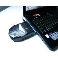 Vacuum Cooler Laptop Fan USB Pendingin Laptop Cooler Wang ZT-X7