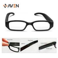 AVEN - Spy Camera Kacamata Bening Glasses 720P HD Kamera Pengintai