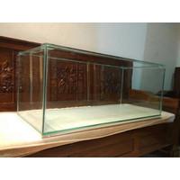 aquarium akuarium custom ukuran 200x50x25 cm 200 x 50 x 25 kaca 10 mm