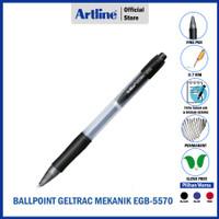 PULPEN ARTLINE SMOOTH WRITING GEL INK PEN EGB-5570 - Hitam