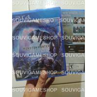 PALING MURAH!! PS4 MONSTER HUNTER WORLD ICEBORNE MASTER EDITION ENG
