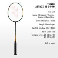 NEW YONEX ASTROX 88D PRO 88 D PRO RAKET BADMINTON ORIGINAL