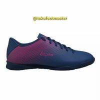 Sepatu Futsal League Legas Original Attacanti LA Majolika Blue Flambe