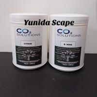 2 kg bahan isi ulang co2 cisod 1 paket / Citrun soda aquascape