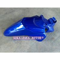 Spakbor Depan Honda Beat Lama Karbu Warna Biru tua tahun 2010 - 2012