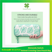 Nintendo Switch Animal Crossing Case Pouch Bag