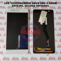 LCD TOUCHSCREEN ASUS ZEN 3 ZOOM ZE553KL Z01HDA ORIGINAL - Putih