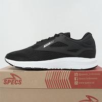 Sepatu Running/Lari Specs Cloudgaze Black 200664 Original
