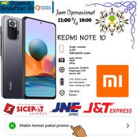 Xiaomi Redmi Note 10 4/64 GB - Garansi Resmi Xiaomi Indonesia