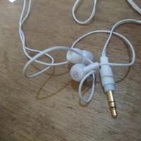 Audio Technica headset handsfree earphone music tanpa mic