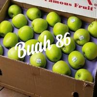 buah apel granny smith hijau/ dus
