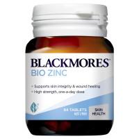 Blackmores Bio Zinc 84 Tablets Produk Australia