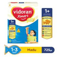 VIDORAN Xmart Milk 1+ 1-3Tahun Rasa Madu 725Gr