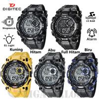 Digitec DG-5030T - Jam Tangan Pria - Rubber - 5030 - Original