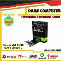 Biostar VGA G 210 RAM 1 GB DDR 2