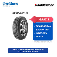 Bridgestone New Ecopia 195 65 R15 EP+150 Ban Mobil