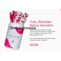 Herslim Herwell 1 Botol The Ultimate Diet Formula Penurun Berat Badan