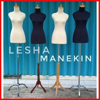 DRESSMAKER- Manekin LAPIS BUSA SET Penyangga ( Patung Baju Lapis Busa