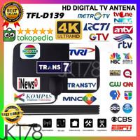 ORIGINAL Taffware Antena TV indoor ULTRA HD Digital DVB-T2 4K TFL-D139