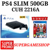 PS4 Slim 500GB PS4