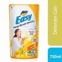 deterjen cair attack easy lively energetic 750 ml