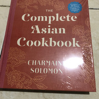 The Complete Asian Cookbook by Chairmaine Solomon