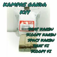 KAMPAS GANDA CVT BEAT KVY untuk motor BEAT LAMA , BEAT FI , MIO SPORTY