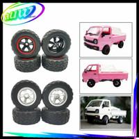 Ban & velg off road rc car/truck WPL D12