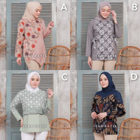 Konveksi Blouse Fashion | Baju Blouse Murah Bagus | Atasan Best Seller - M