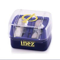 Inez Dual Makeup Pencil Sharpener | PERUNCING PENSIL ALIS