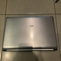 Laptop Asus N43S Core i7 SSD 250GB Mulus Pemakaian