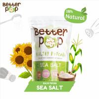 BetterPop Sea Salt Popcorn Single Pack