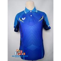 Baju Pingpong Tenis Meja Kerah Butterfly 3051