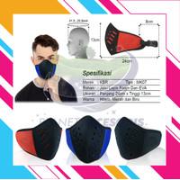 Masker Motor Super Pon Polos