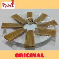 Premium Kue Lapis Legit Original Butter Domino Enak Gurih Potongan