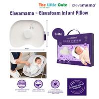 Clevamama Clevafoam Infant Pillow Bantal Bayi