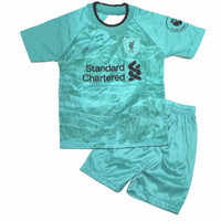 setelan baju bola anak/liver tosca/liver mrh/liver abu/jersey terbaru