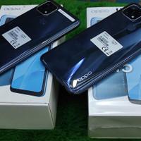 OPPO A15 3/32 GB GARANSI RESMI INDONESIA - Hitam