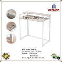 Olympic Meja Kantor / Meja Lipat / Meja Belajar / FD SIMPSONS