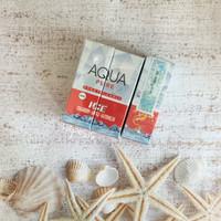 Pod Aqua Pure Ice 9mg 30ml Liquid Vape Semangka Apel Strawberry Salt