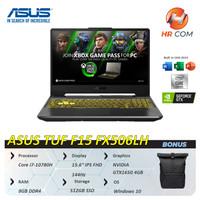 Asus TUF Gaming F15 FX506LH 144Hz i7 10750H 8GB 512GB GTX1650 4GB W10