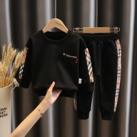 Setelan stelan Baju Sweater Anak Laki-laki cowok import keren terbaru