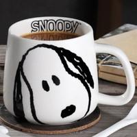 Mug keramik SNOOPY exclusive premium collection