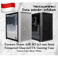 Tecware Nexus Air M2 - Tempered Glass m-ATX Gaming Case