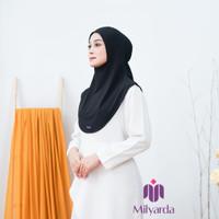 Ciput Ninja Sporty Inner Hijab Daleman Kerudung Jilbab Pendek Olahraga