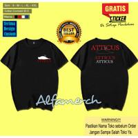 Tshirt / Baju / Kaos ATTICUS (Must Have) Alfamerch