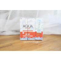 Salt Nic Aqua Pure ICE Strawberry 9mg Liquid Vape Pod Friendly Saltnic