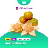 Jeruk Medan SUPER - Bakoel Sayur Online