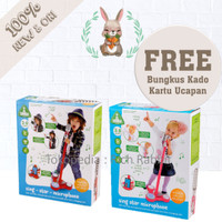 ELC Sing Star Microphone / Mainan Mic Karoke Karaoke Anak
